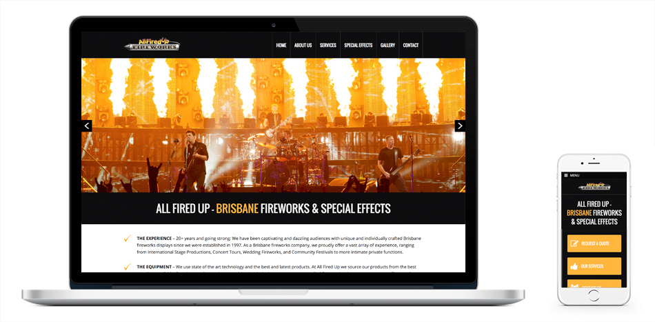 all-fired-up-fireworks-brisbane-website-design