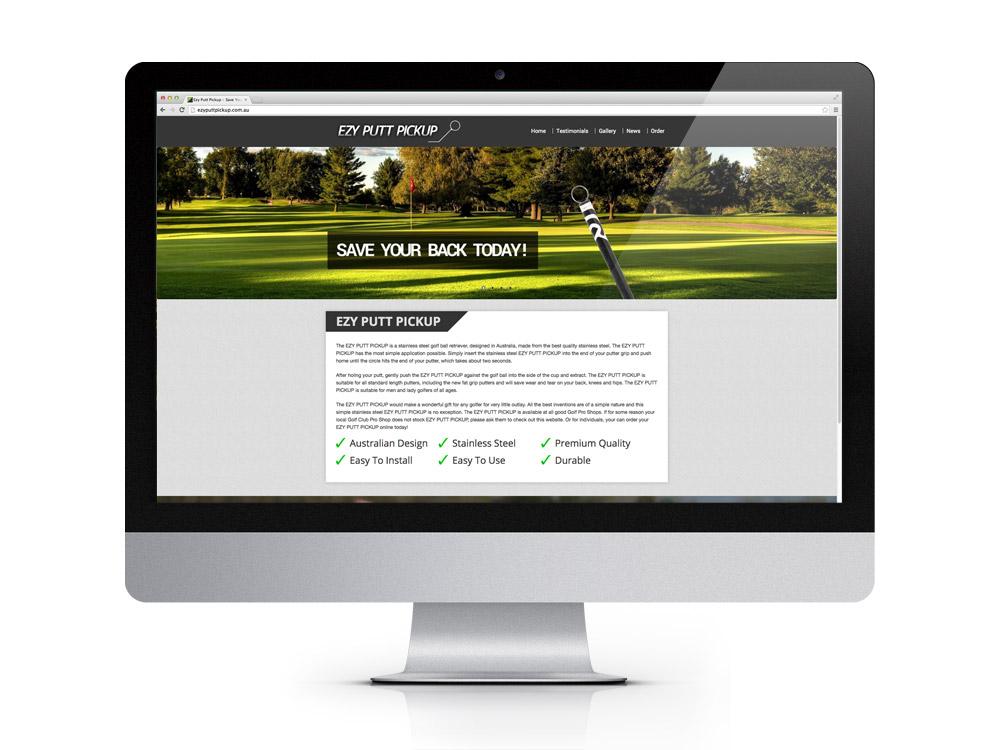 ezyputtpickup-website-design