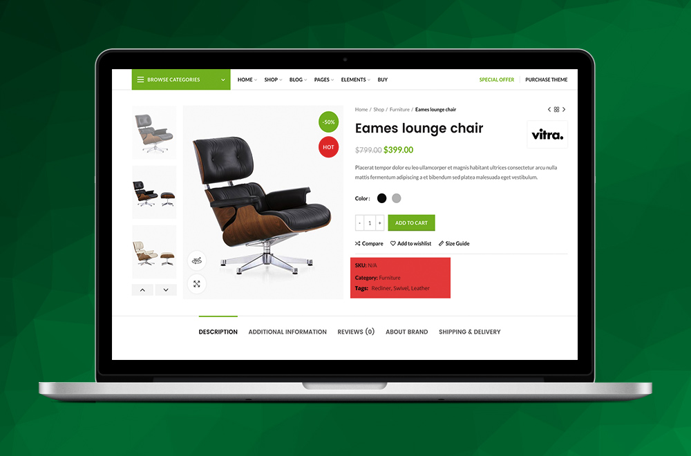 remove-product-meta-sku-categories-tags-woocommerce