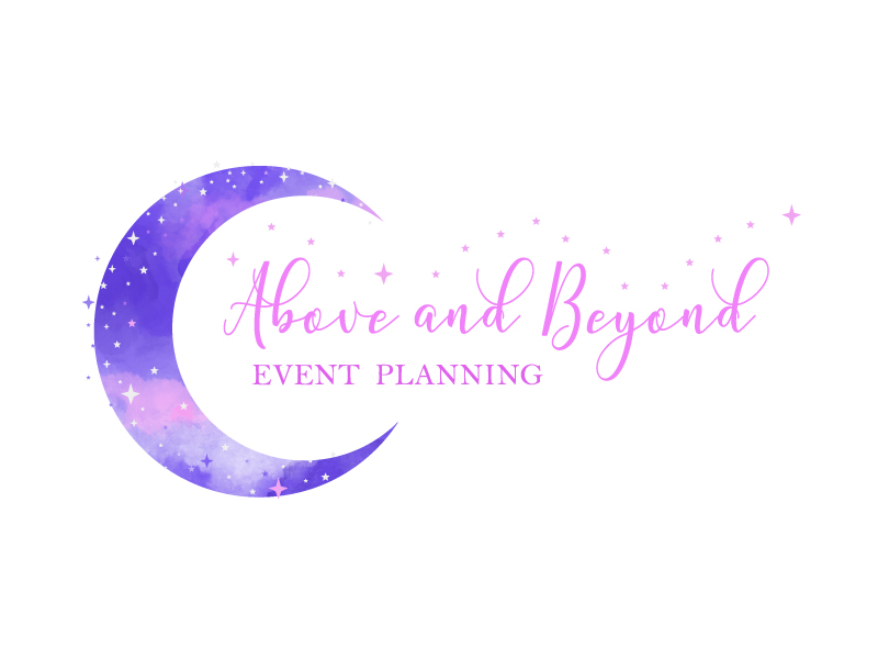 above-beyond-event-planning-logo-robert-mullineux-portfolio