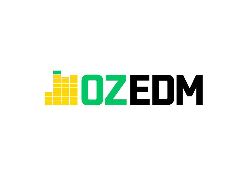 oz-edm-2020-logo-robert-mullineux-portfolio