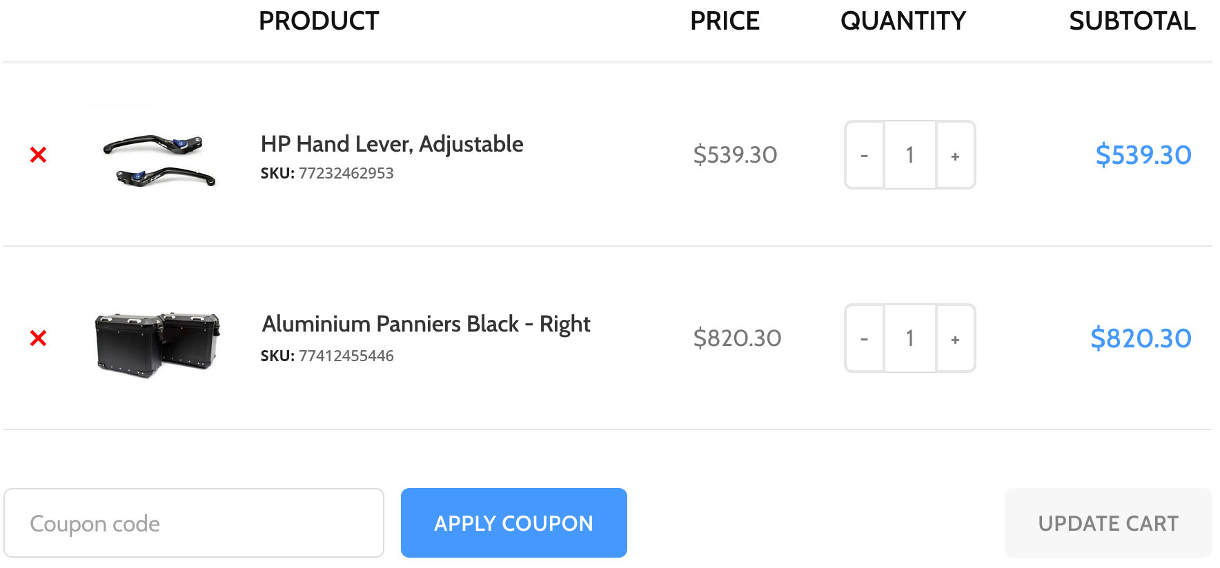 WooCommerce Display Product SKU on Cart Page Guide