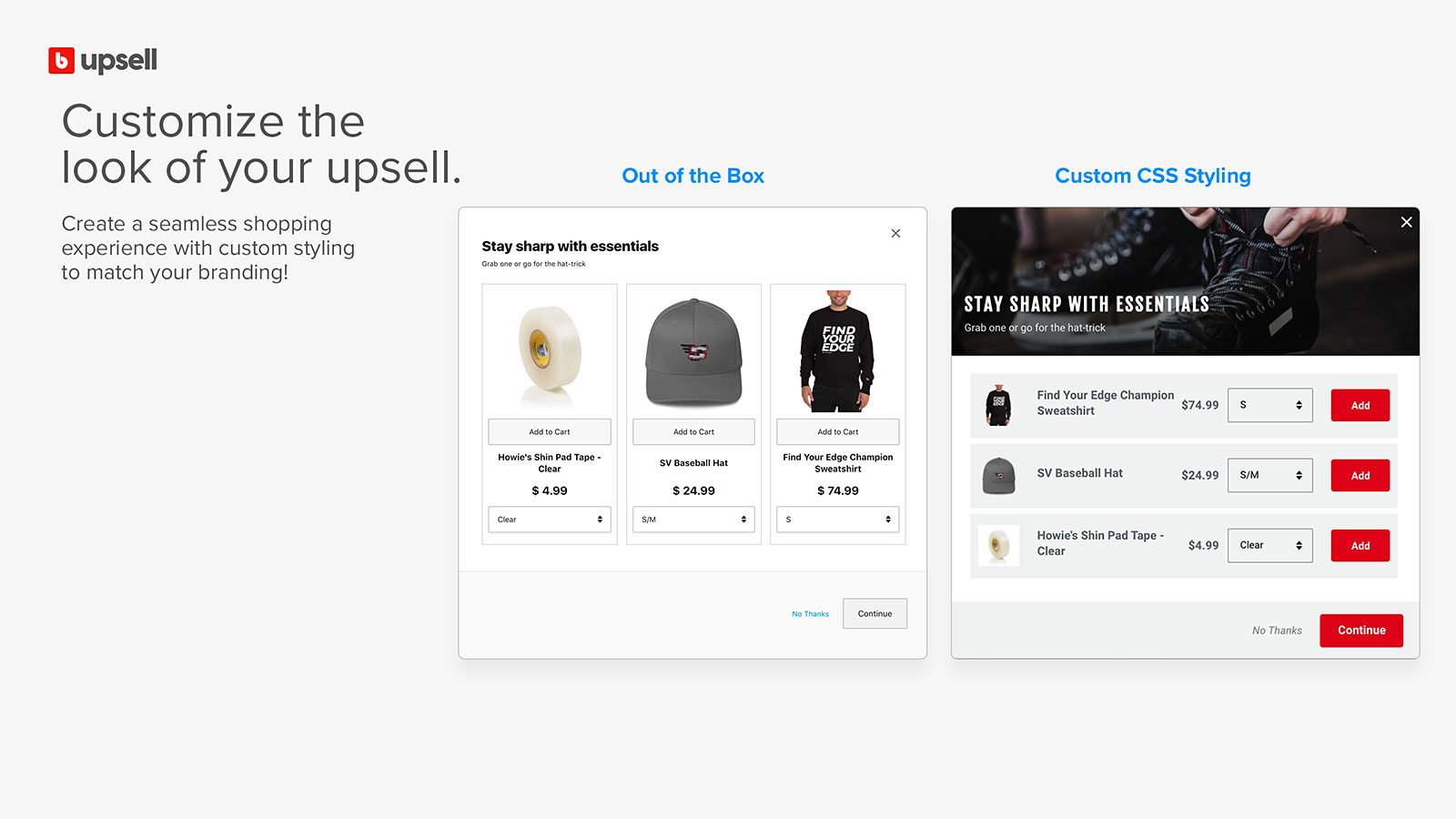 Best Upsell Shopify Apps - Bold Upsell - Robert Mullineux 2020