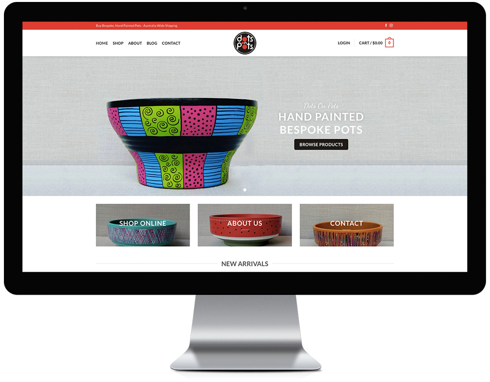 dots-on-pots-website-design-project-02-robert-mullineux